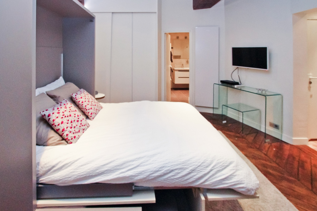THE place to stay in St Germain