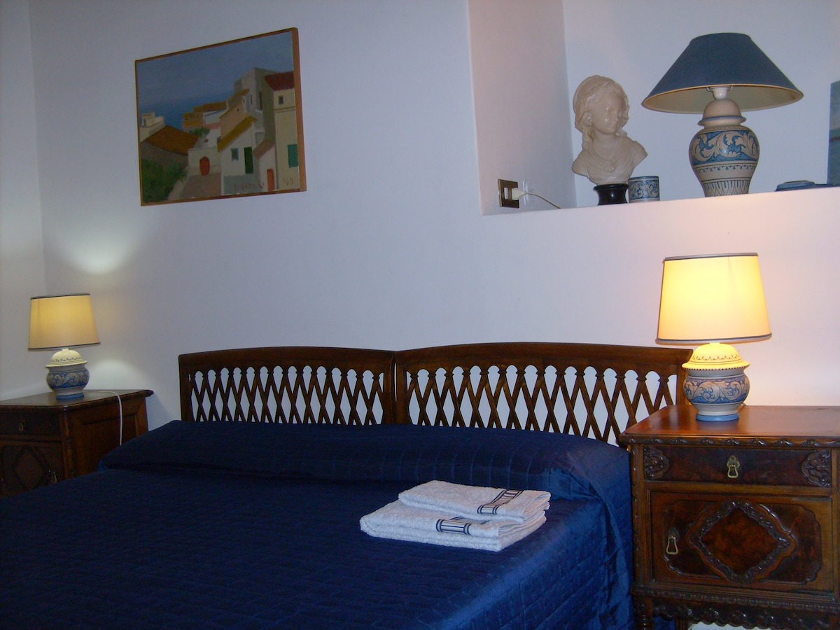 THE BLUE SUITE -  1 QUEEN SIZE or  2 SINGLE BED