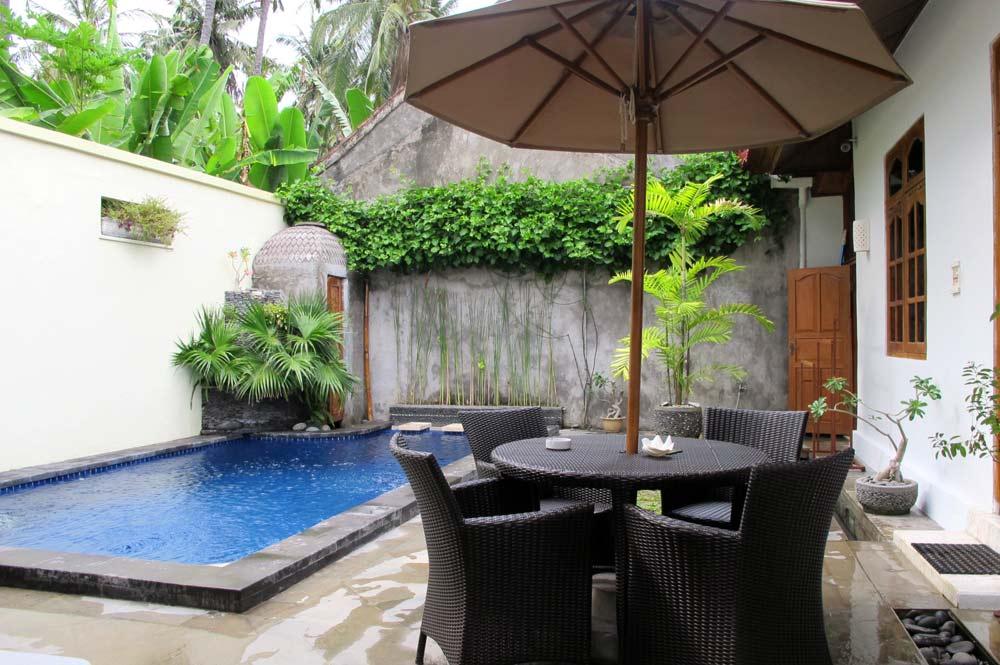 LOVINA-Beauty 2 bd  Villa with Pool