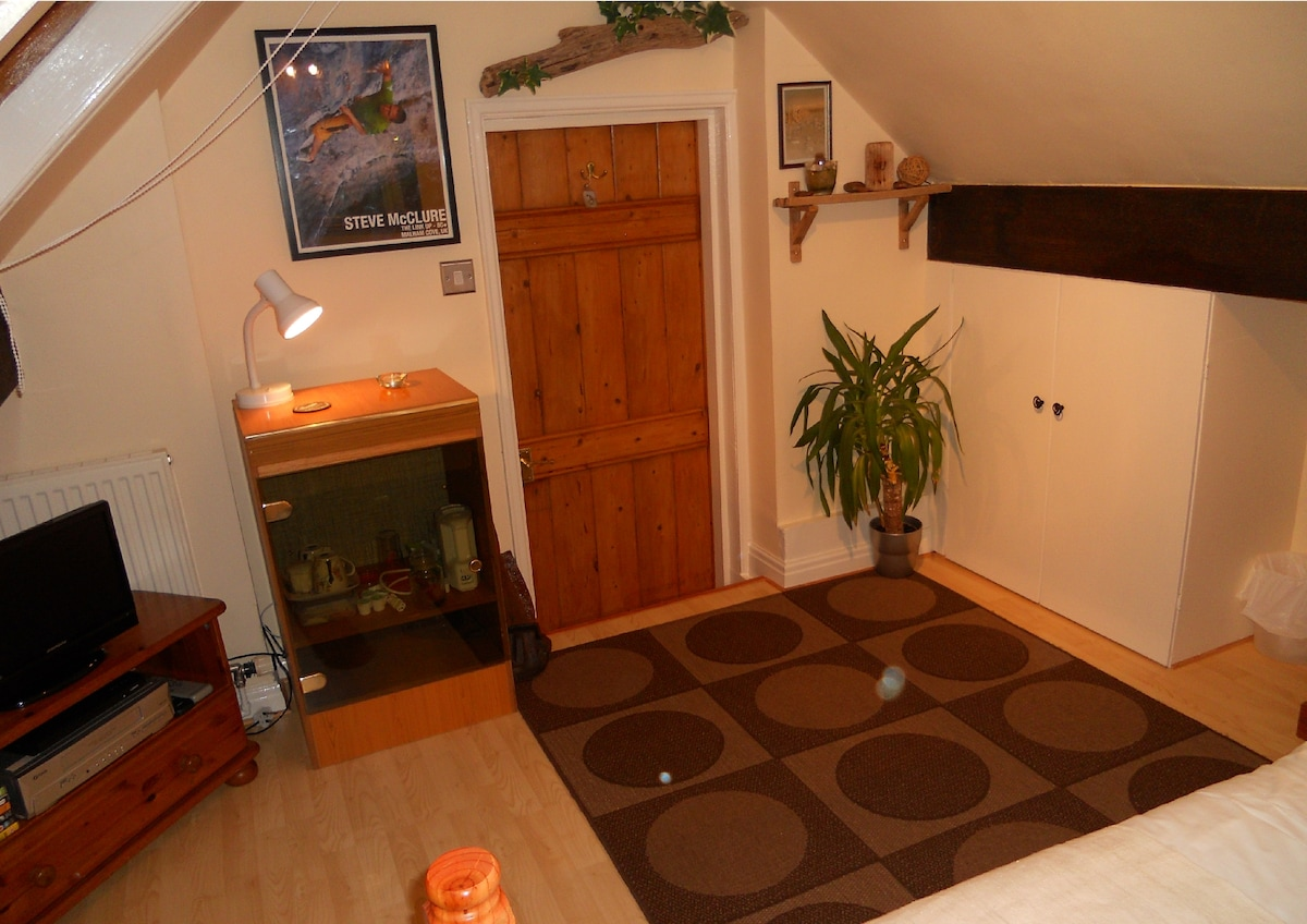 North Wales B&B with a difference  - Single Bedroom, Cottage Style