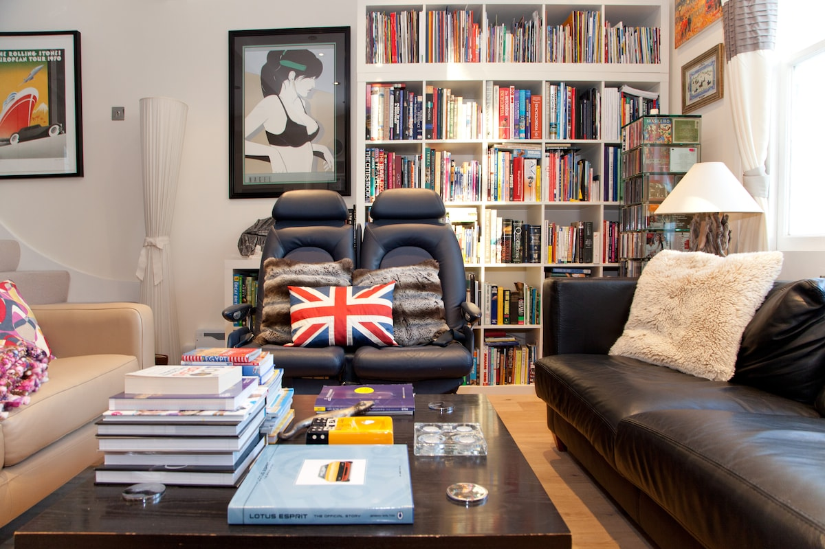 Central newly renovated Fulham flat