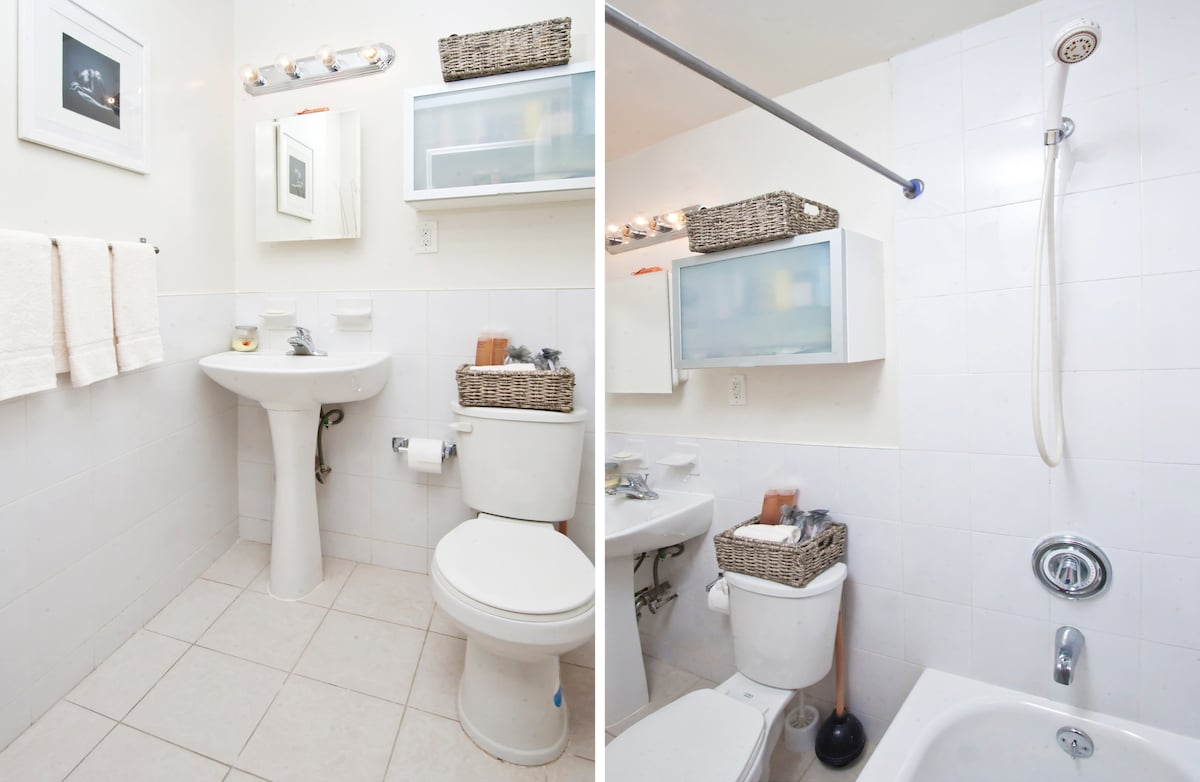 Bathroom (Shared with me)