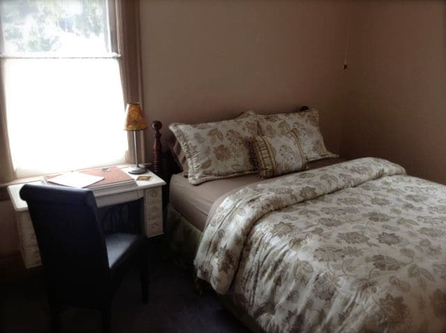 A second room for your travelling companion is right next door.