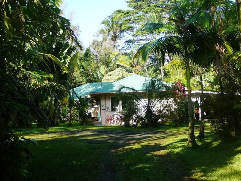 Hale Lezarde: Pahoa, Puna, Hawai'i