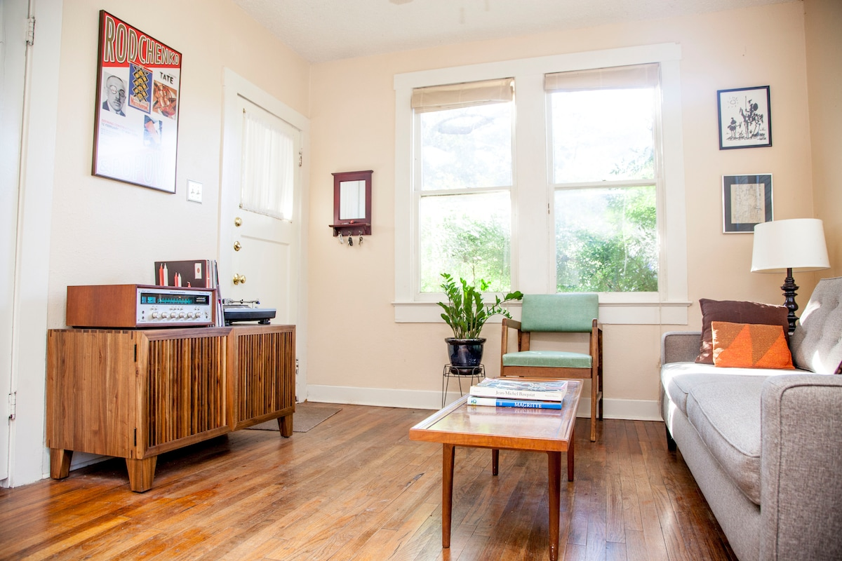 Style and Comfort in Travis Heights