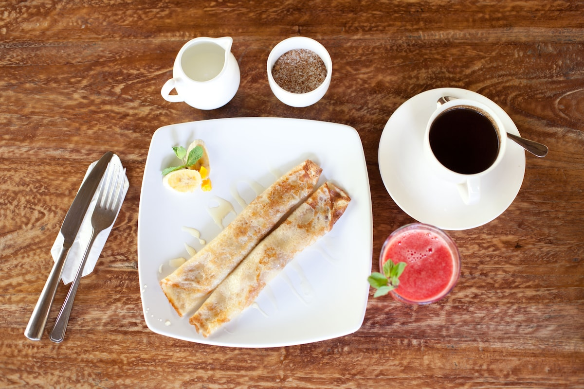 Your daily breakfast ;)