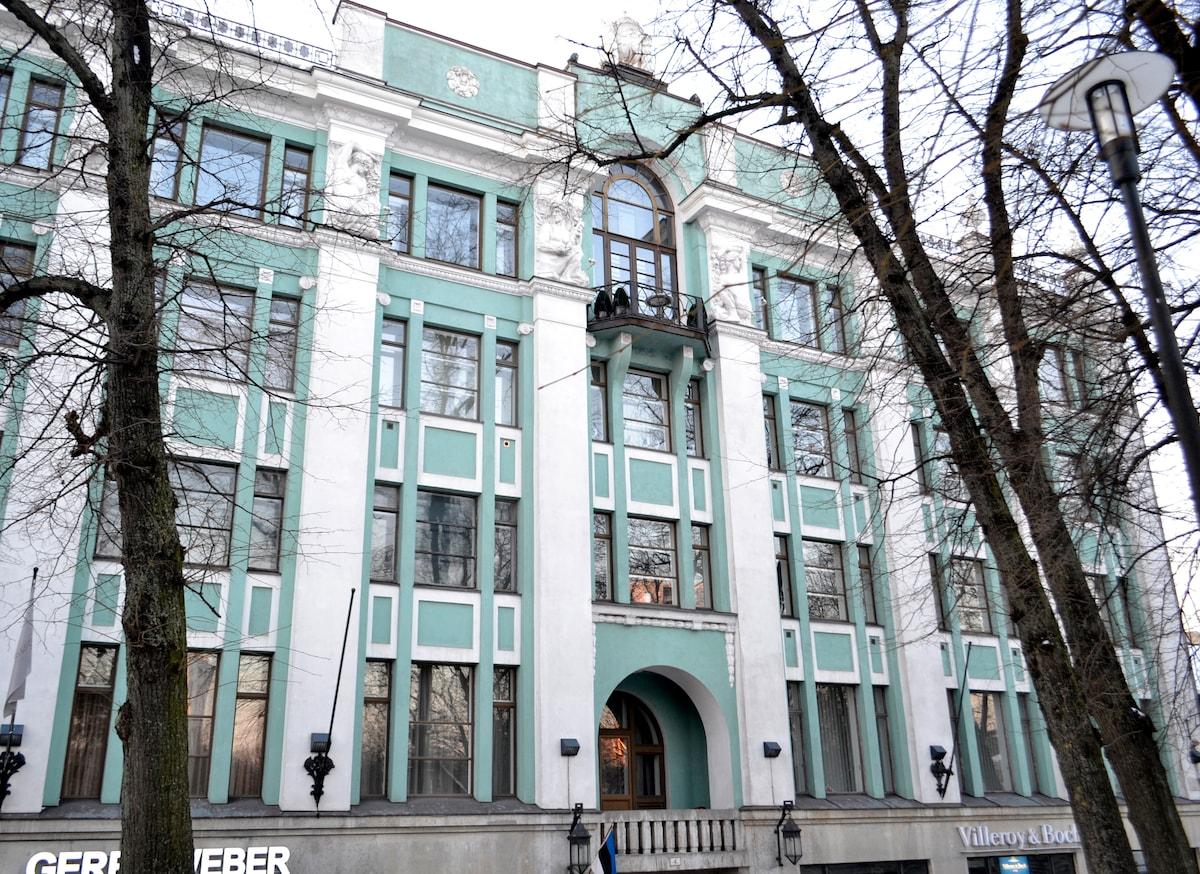 2 rooms Apartment in Old Tallinn