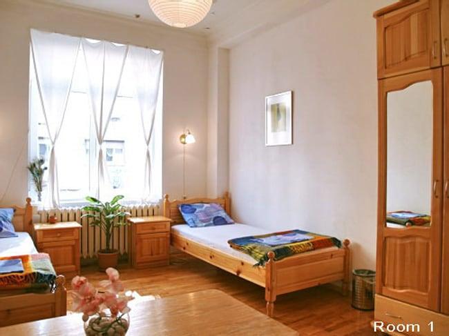 Internet Hostel Sofia: Double Room