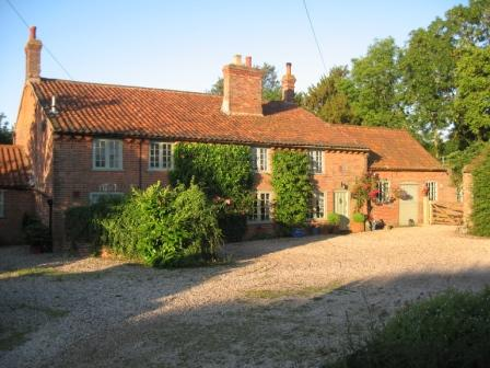 Walnut Tree House B&B near Norwich