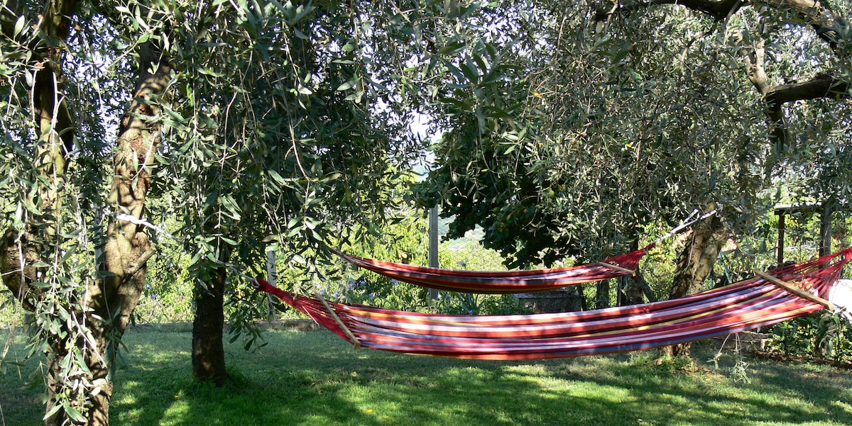 Paradise on the doorstep of Rome!