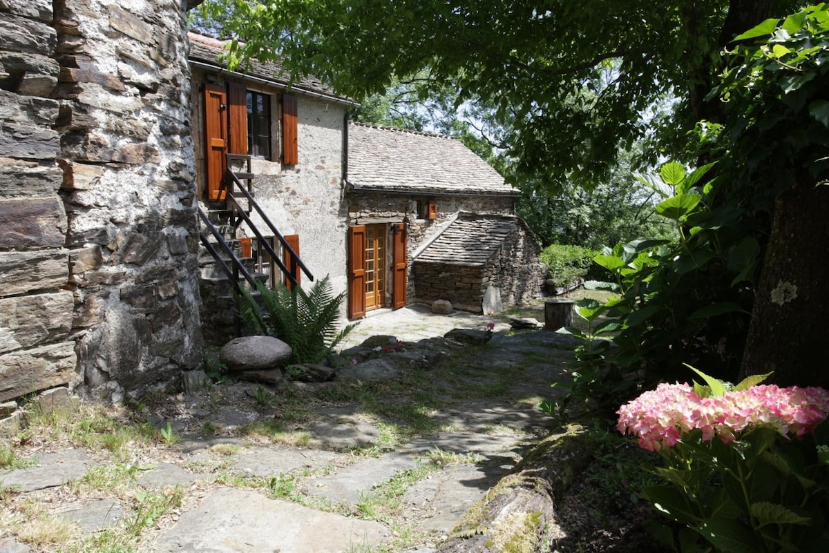 Wonderful House in the Cevennes