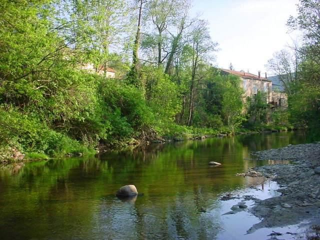 House between Ardeche and Gard
