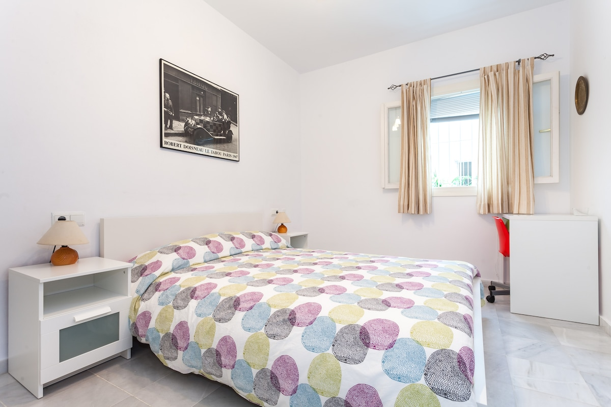 Great location in historical centre