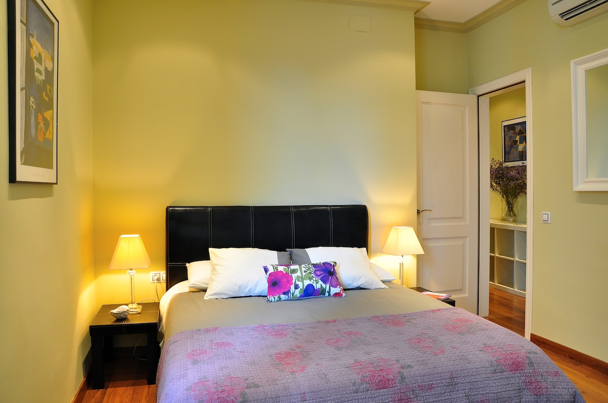 Comfortable beds and pillows in each bedroom!
