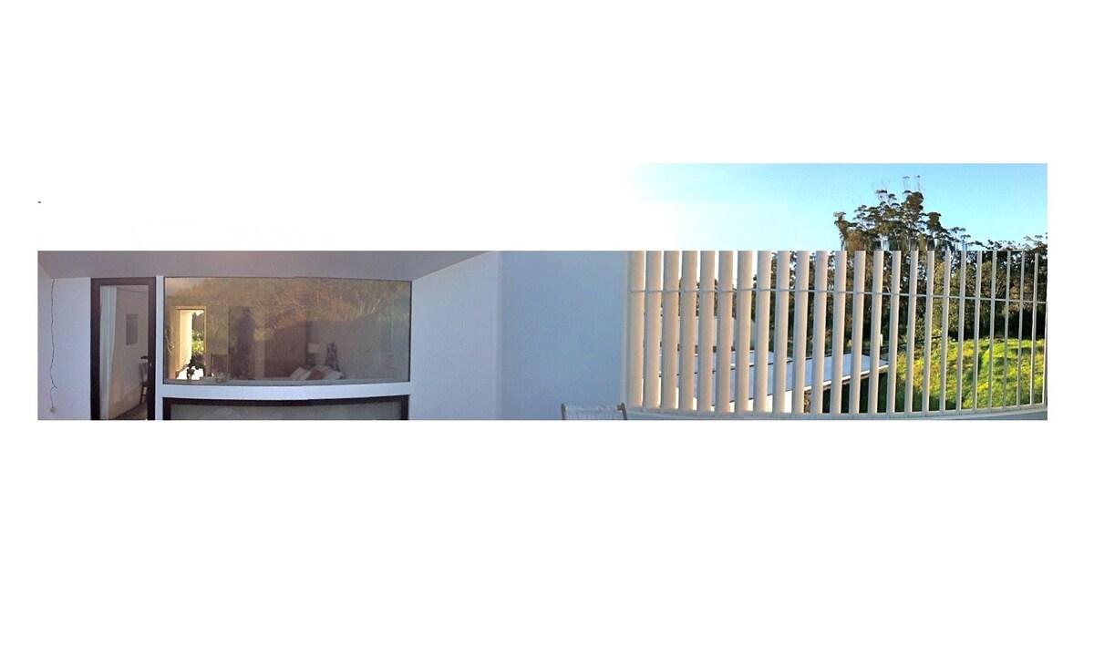 Studio+private rooftop PontaDelgada