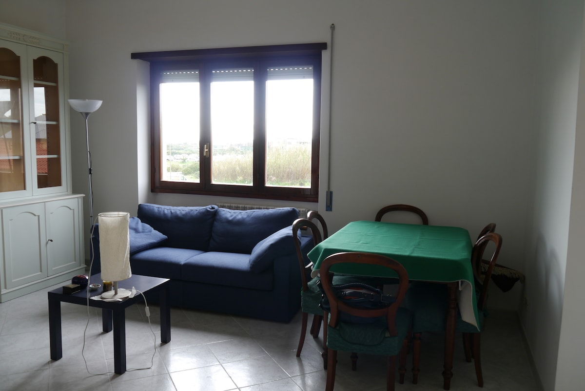 living-room with sofa/bed (2p)