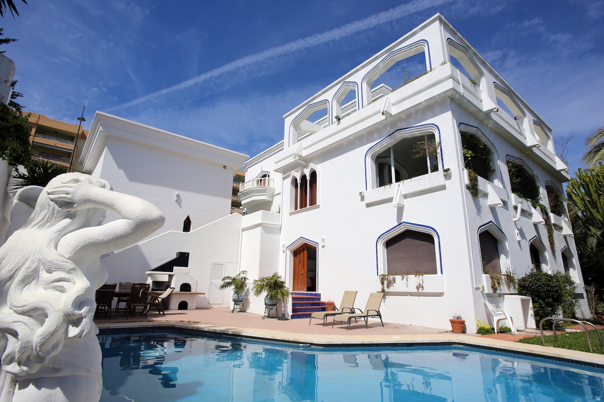 Beautiful House in Puerto Banus