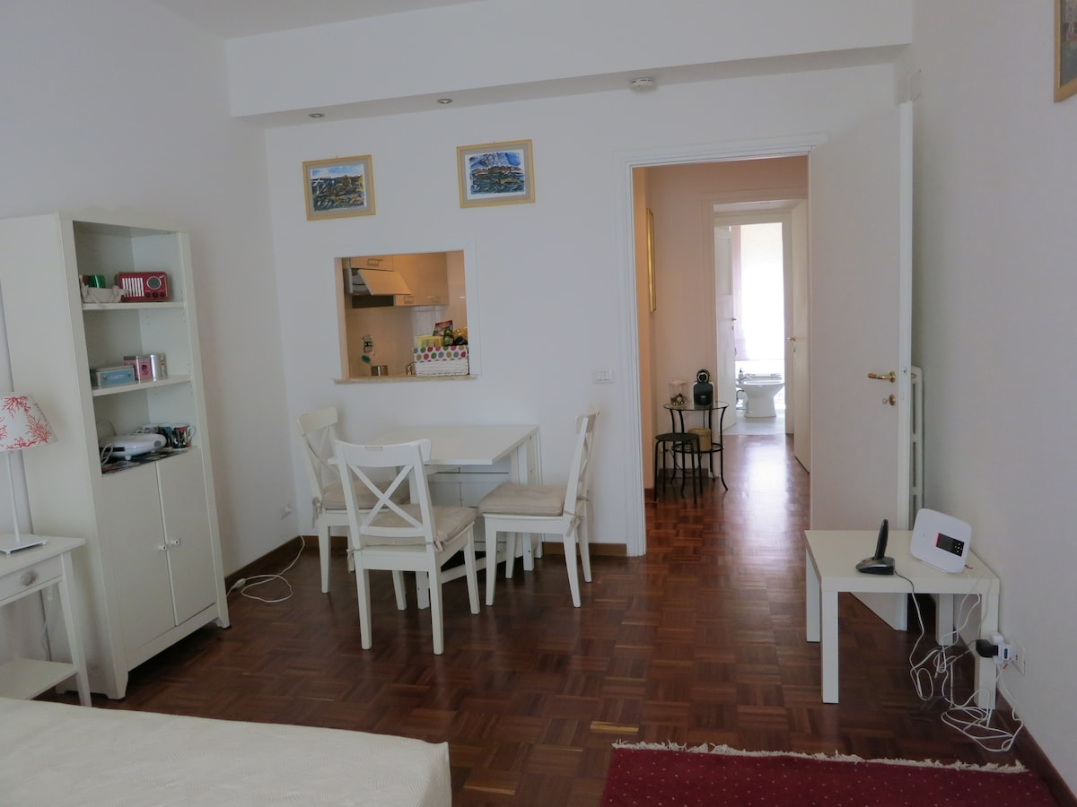 Cosy Sunny Apartment Rome St.Peter