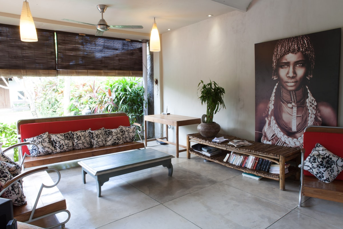 Great 3bed getaway Seminyak Central