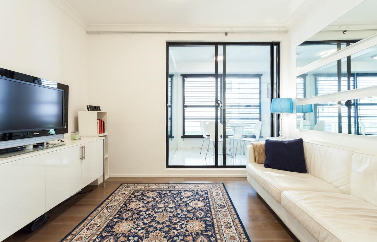 Central Sydney Stunning One Bedroom