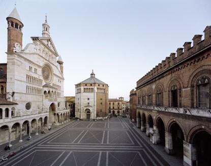 Stanza a Cremona Città dei Violini