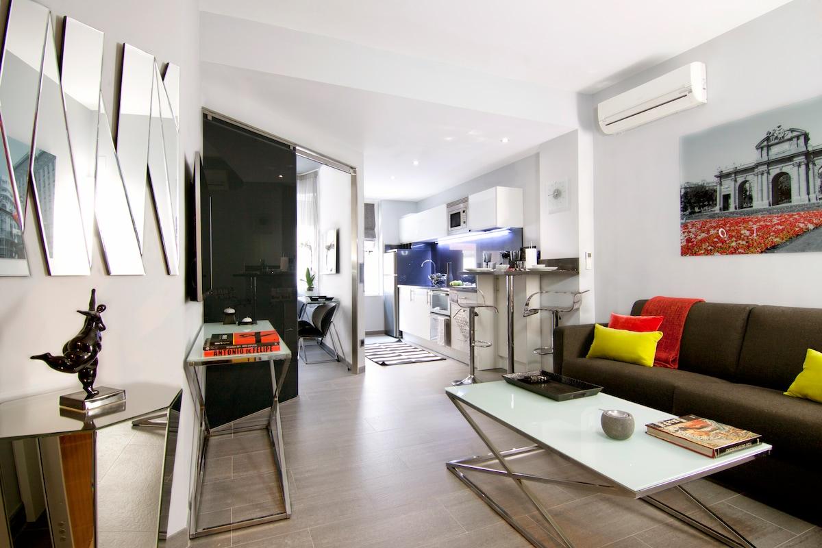 Madrid - Olavide Apartment Design