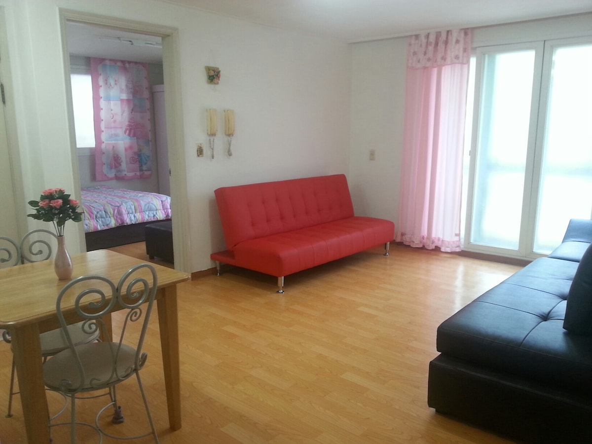 Entire Cozy Apt For Family@hongdae1