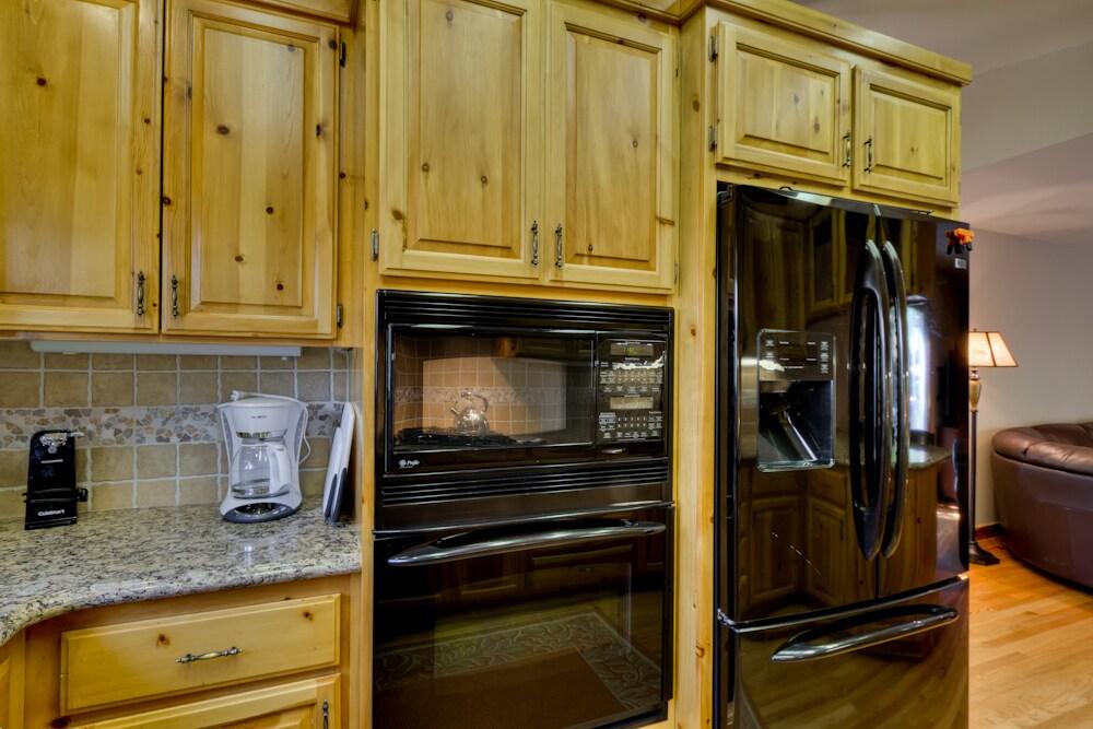 New, GE profile appliances