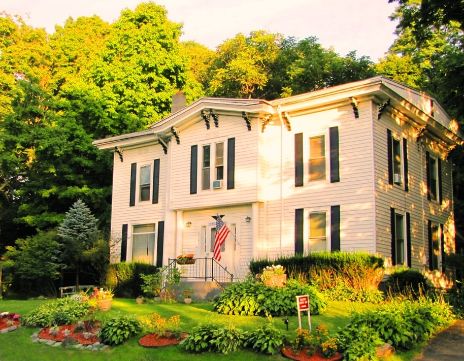 A wonderful B&B in Oneonta, NY