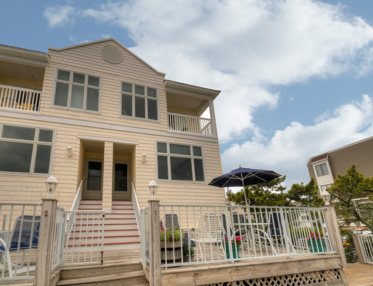 BAYFRONT TOWNHOME IN STONE HARBOR