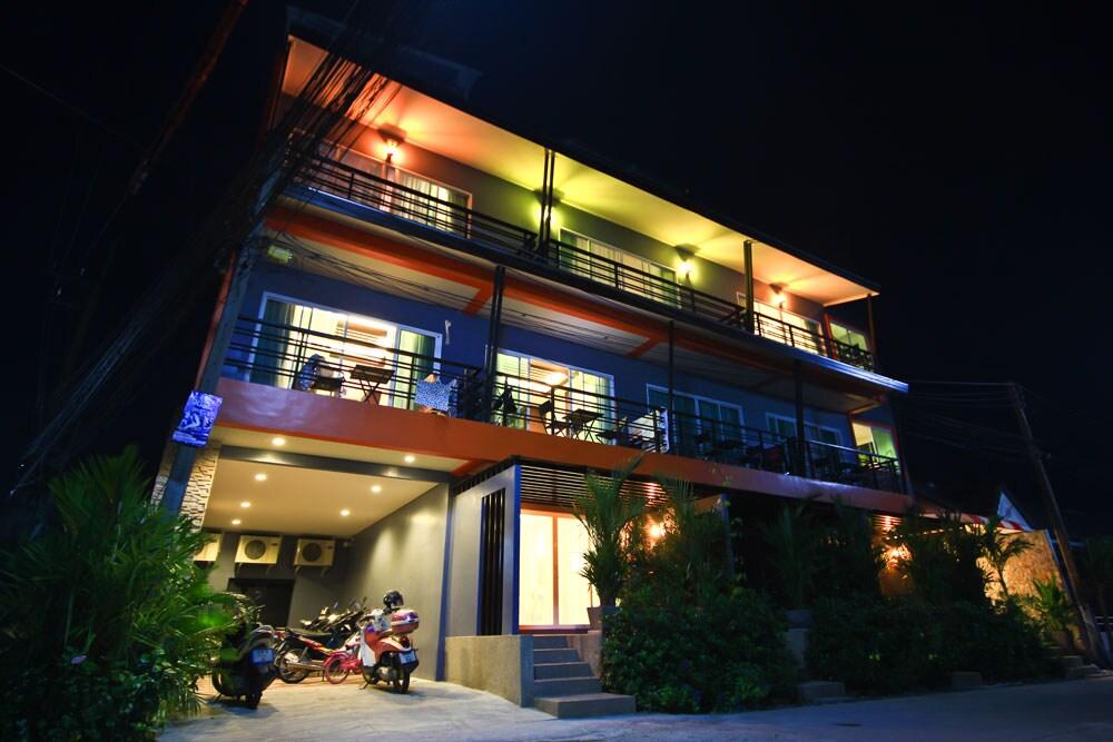 Phuket, Chalong Mansion, appartment