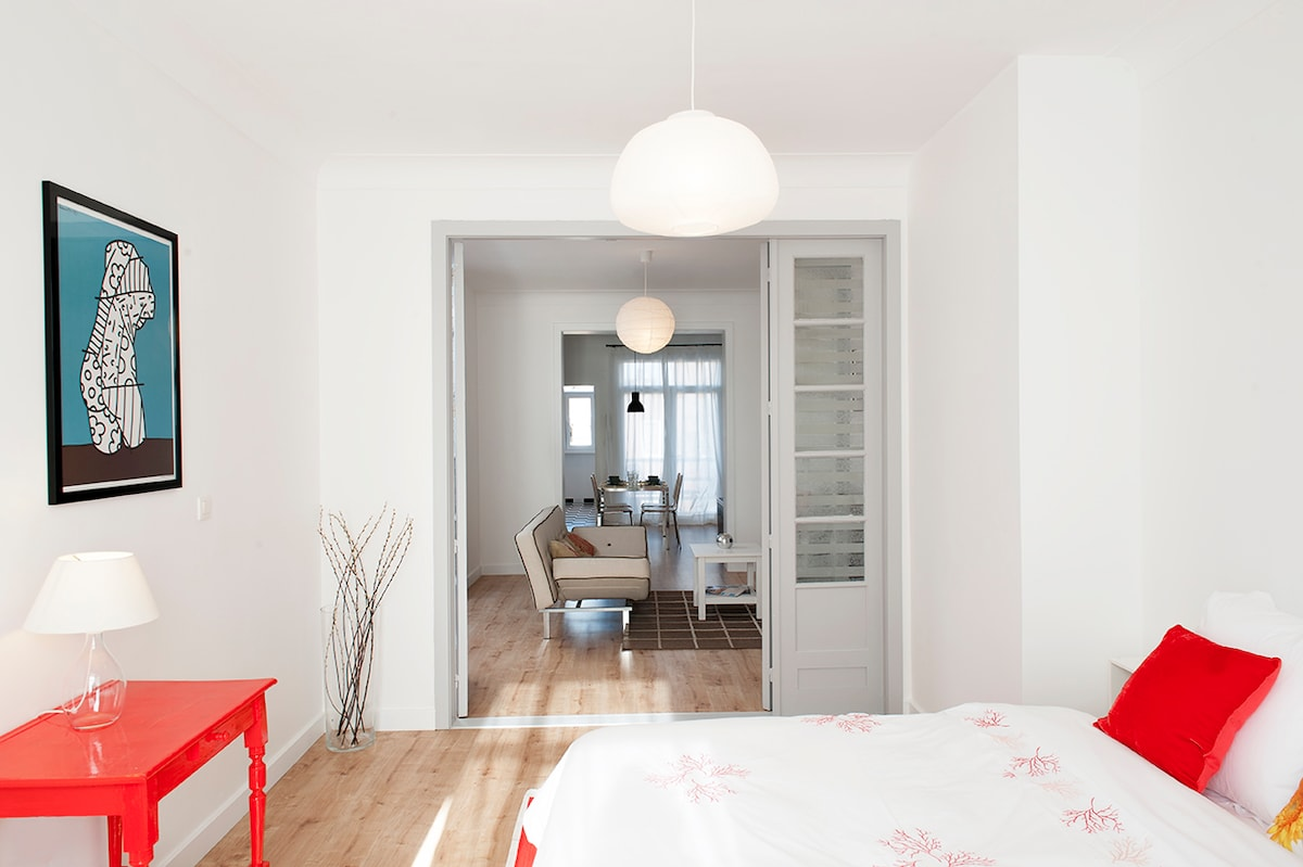 Space, comfort and light @ Southside Suite