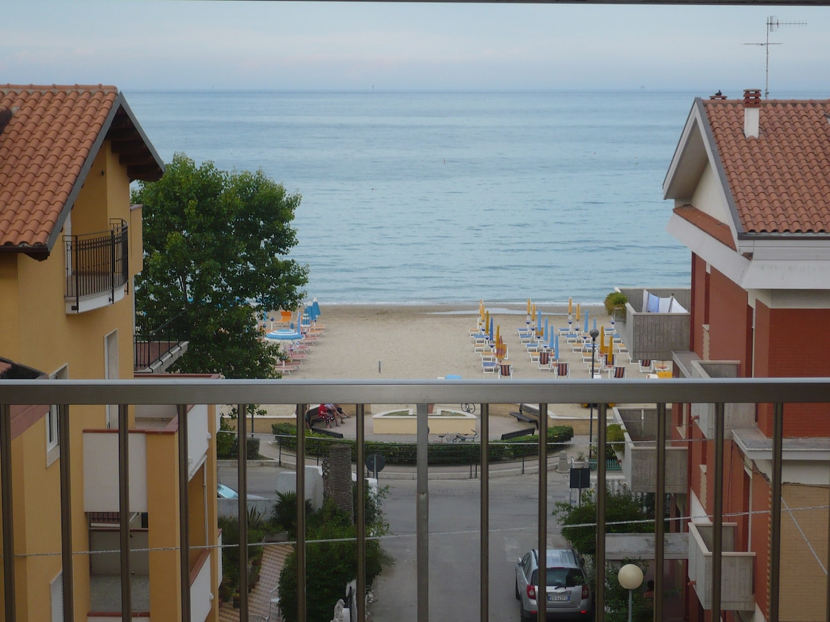 Apartment Sea View Pineto Abruzzo