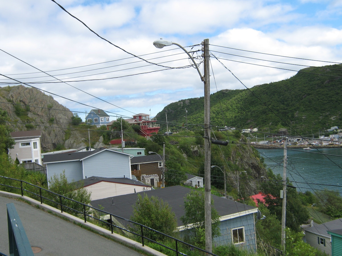 View toward the Narrows and over the Battery.