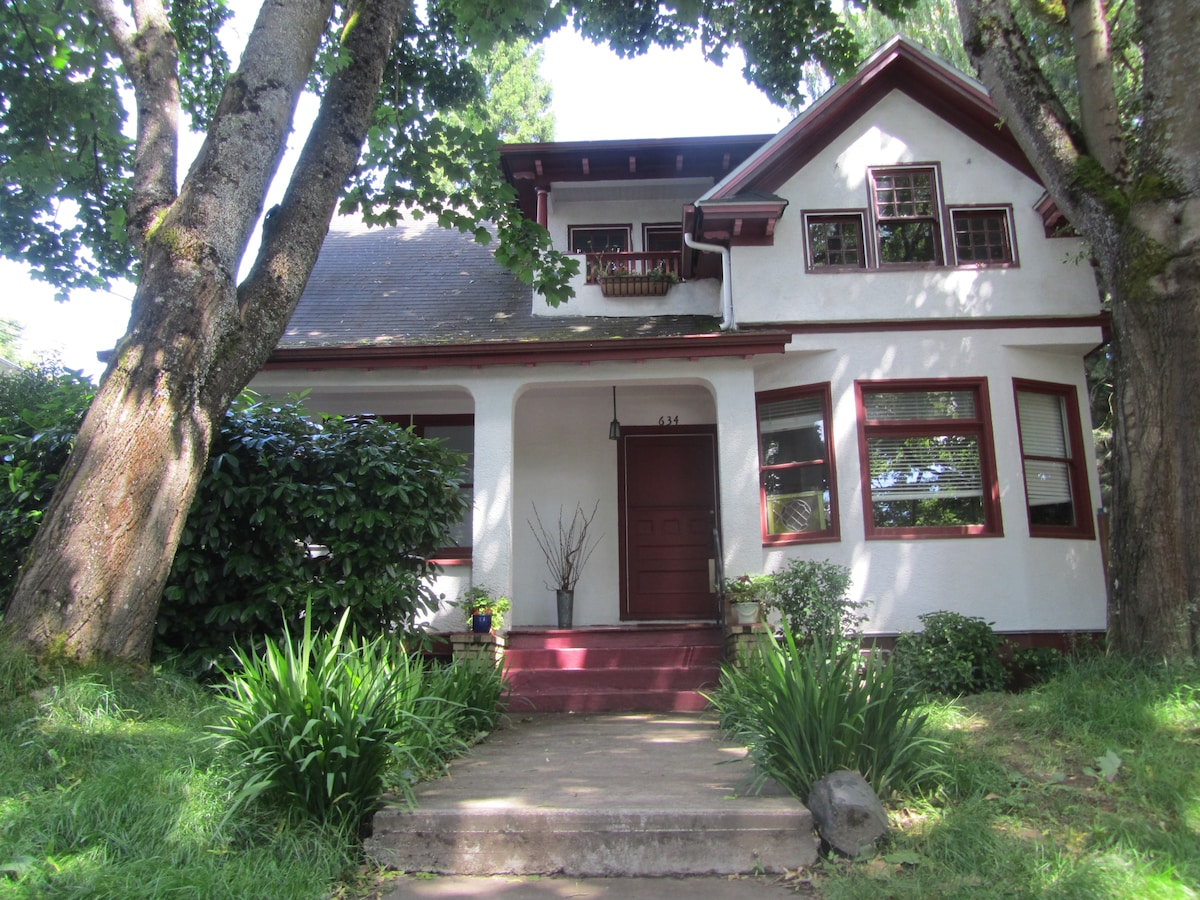 Charming, walkable, Close in, 1 bdr