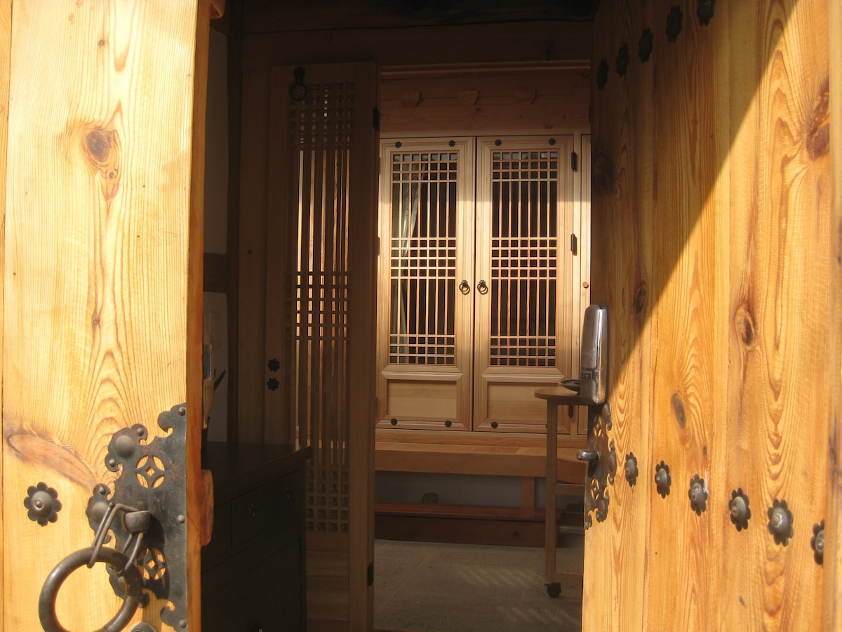Todaki Korean Traditional House