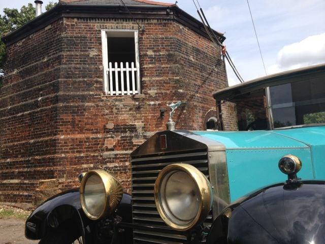 Ballingdon Mill Retreat; LDN 1hr20
