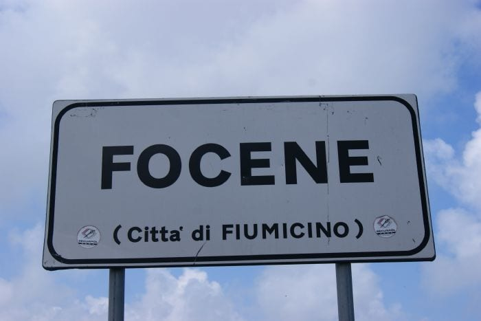 Welcome to the town in the province of Rome Fiumicino