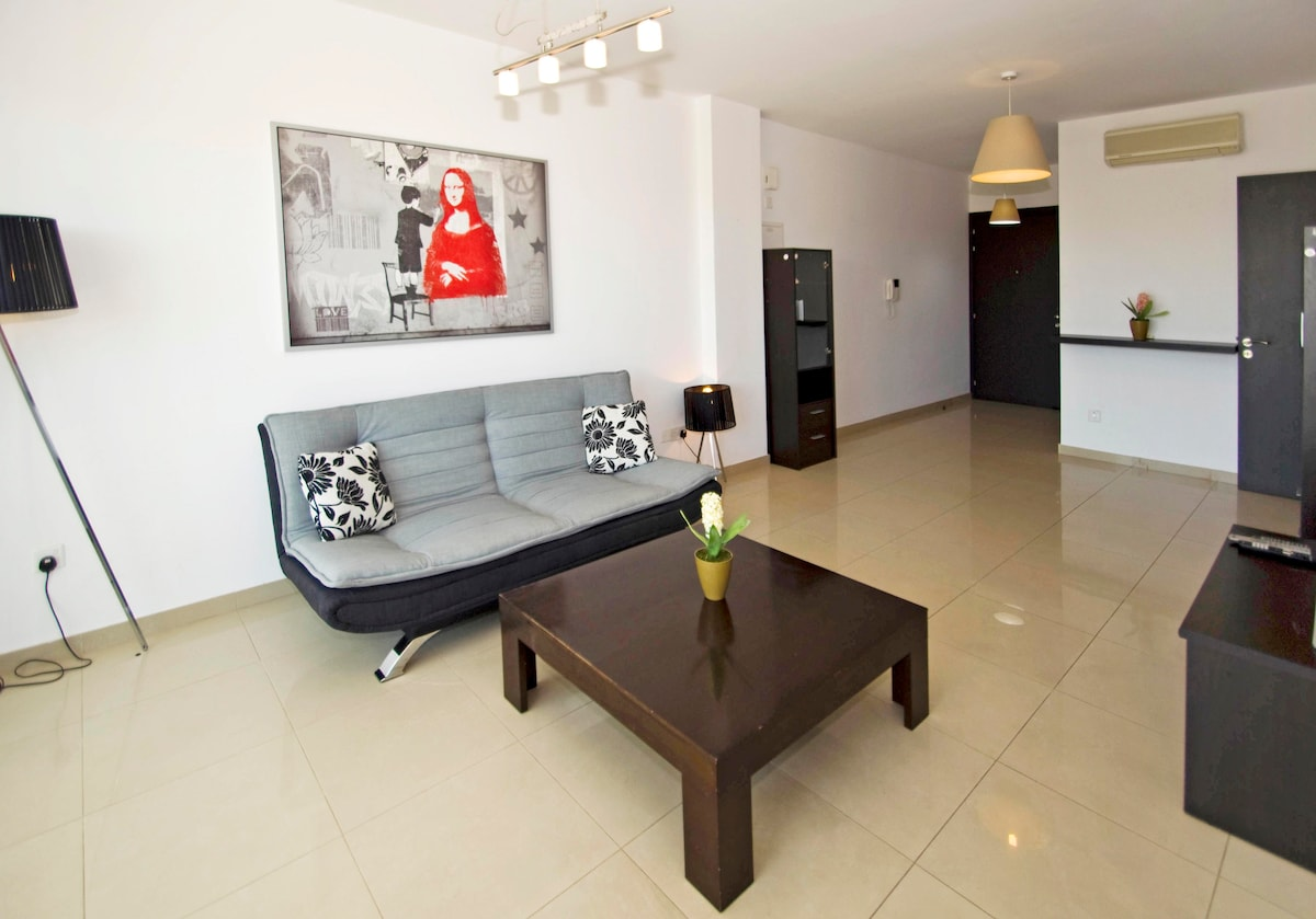 Living Room ( with Sofa-Bed)