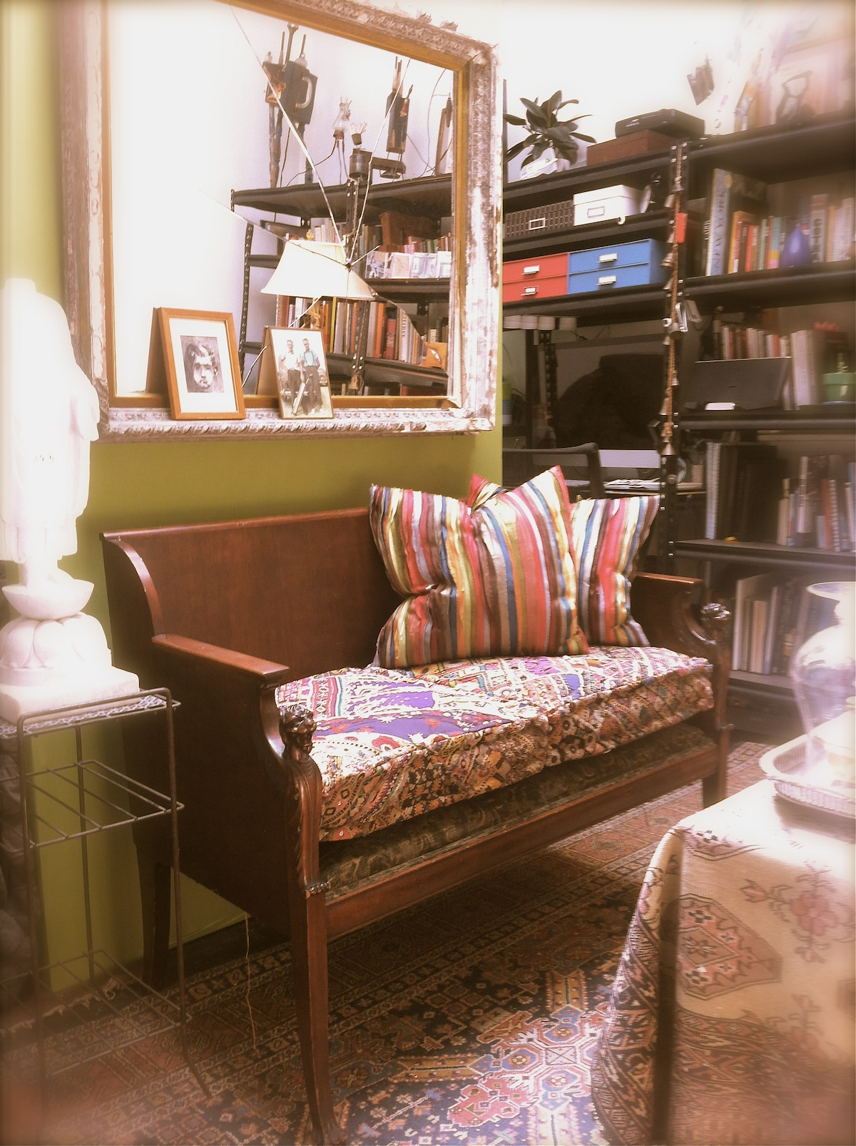 Join us in our sitting room for morning coffee or tea.