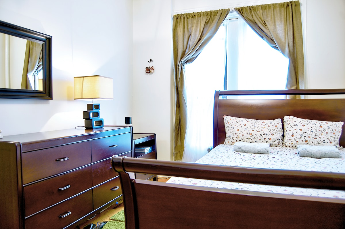Room near Central Park and Museums