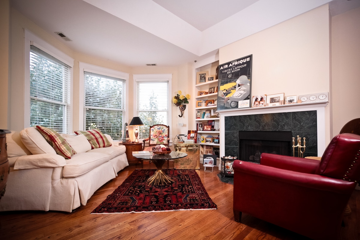Indy's #1 AirBnB on Hip Mass Ave