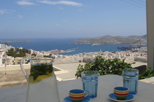 Spectacular Ano Syros for 2 people