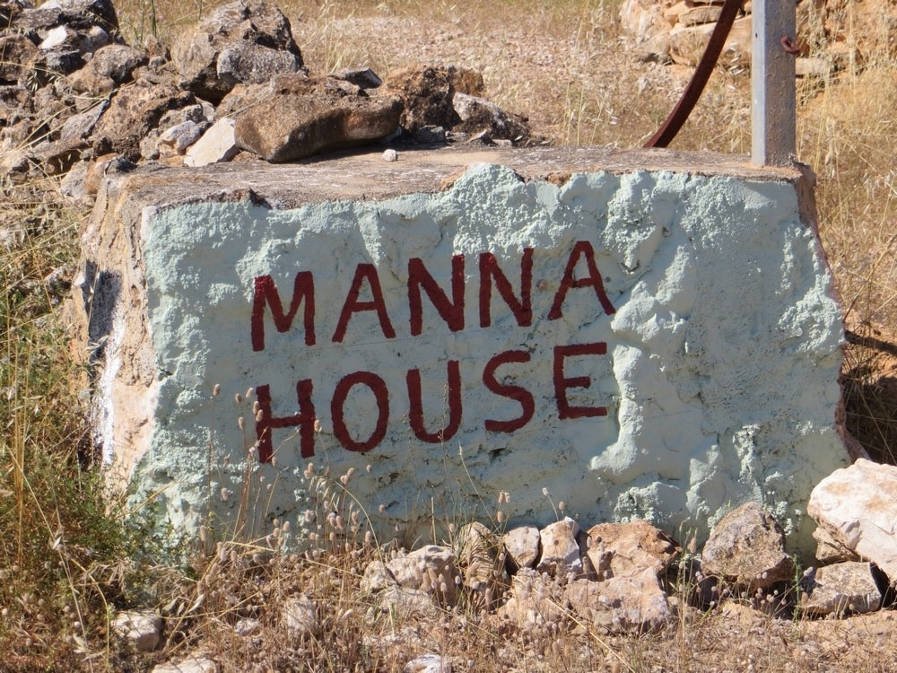 Welcome to Manna House