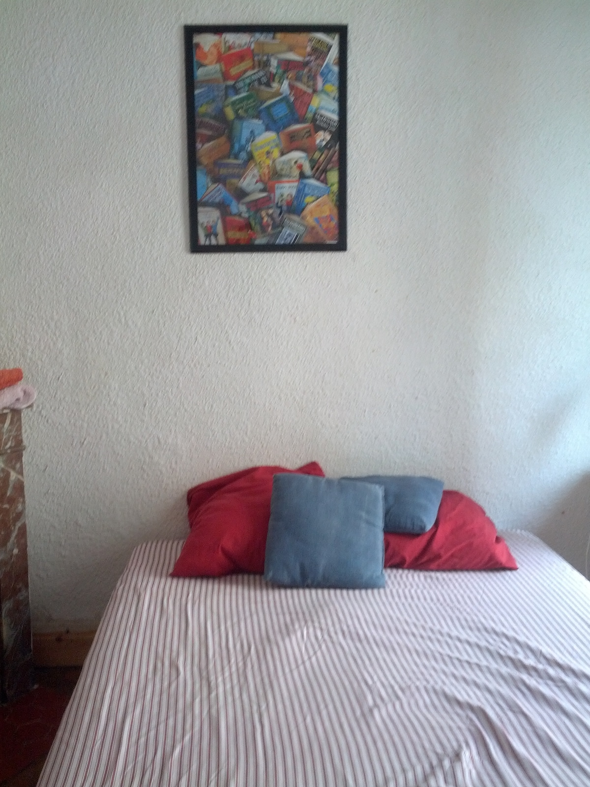 The main bedroom..