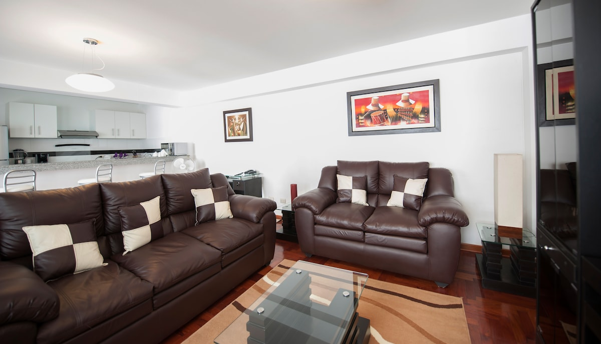 Nice apartment heart Miraflores 303