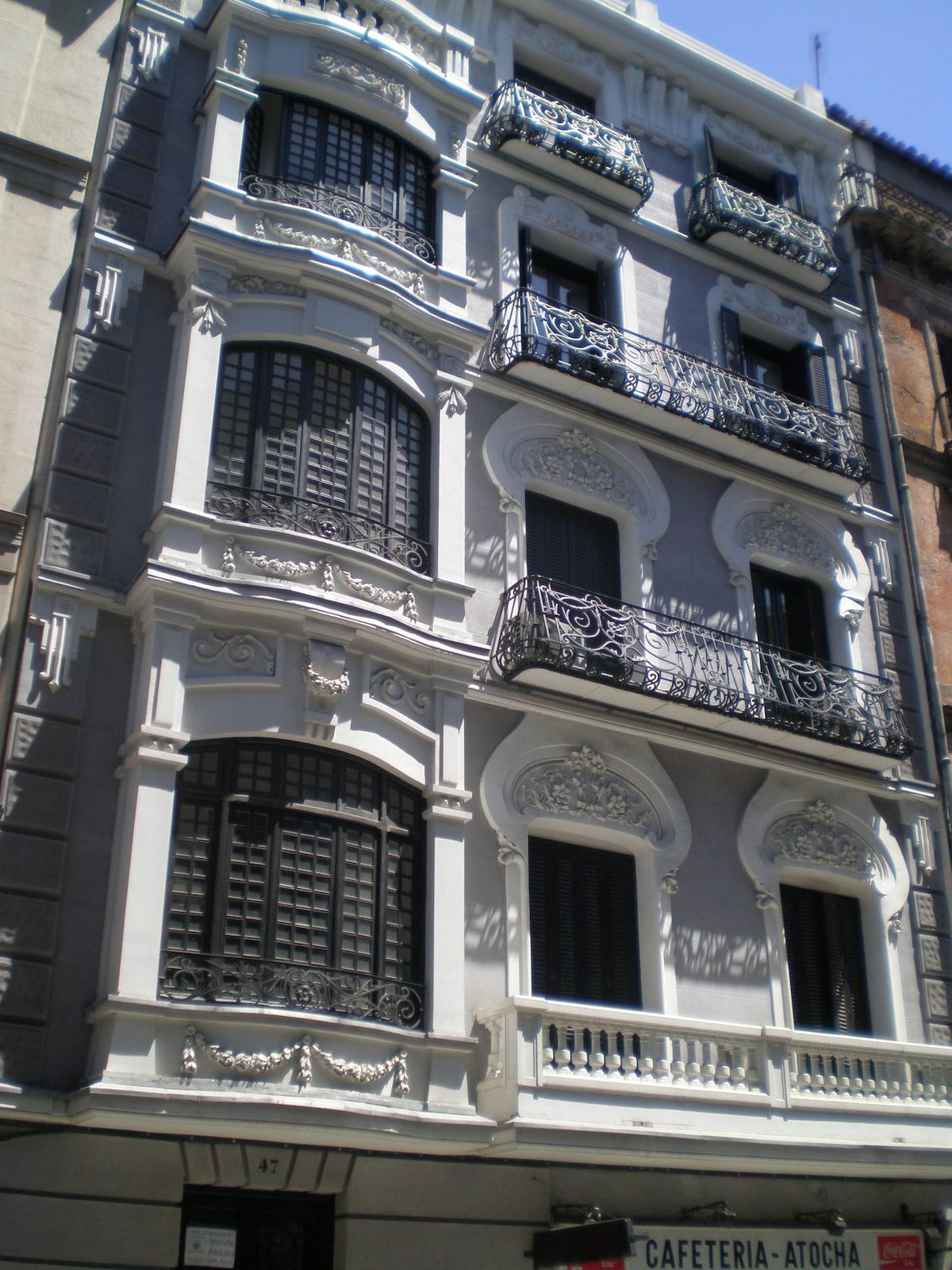 Modern apart. Center of Madrid