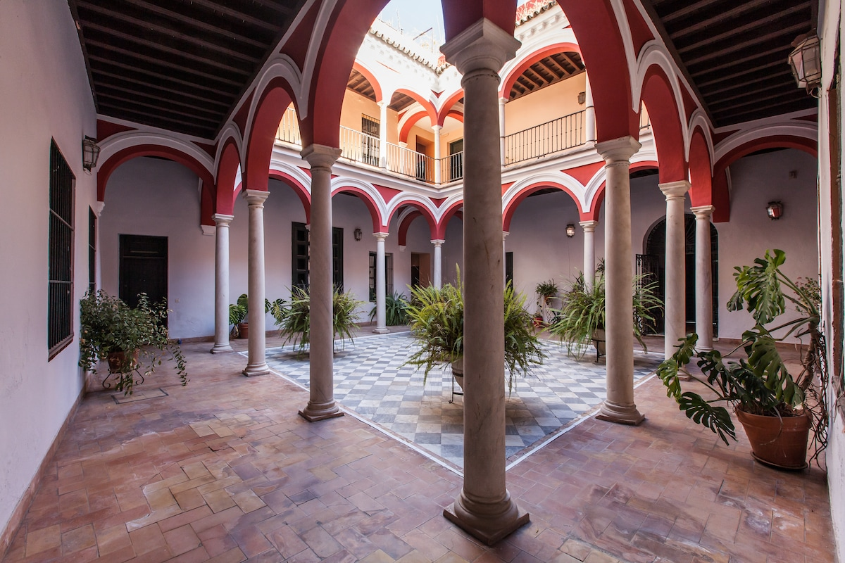 THE CENTRAL PATIO