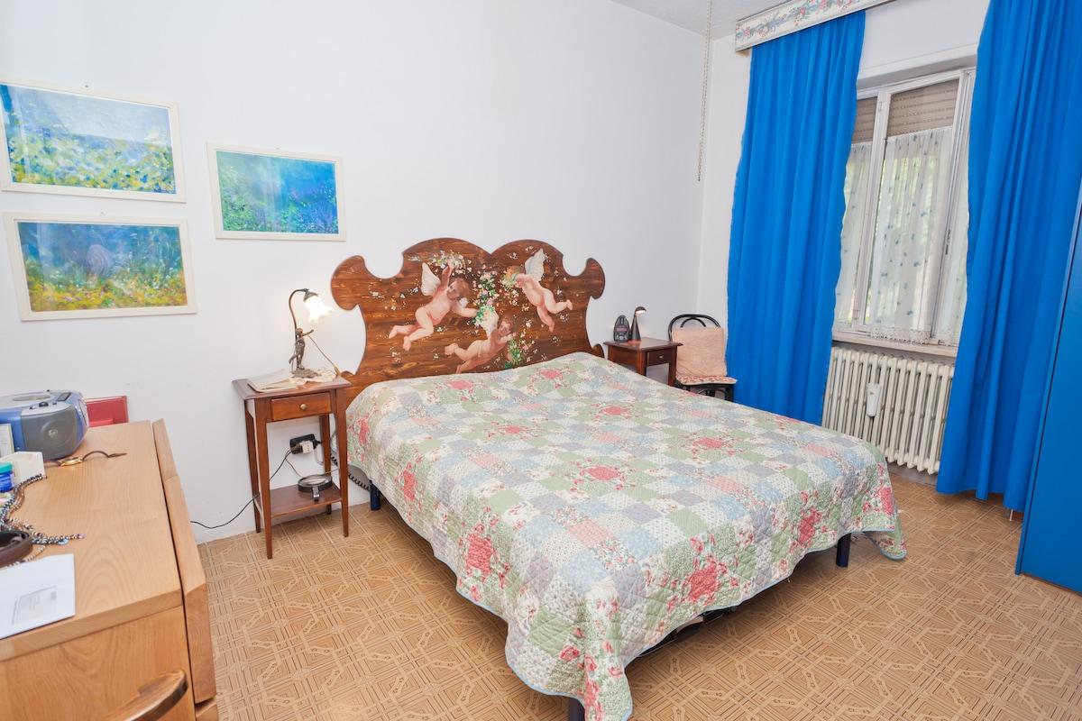 Description doble room for two
