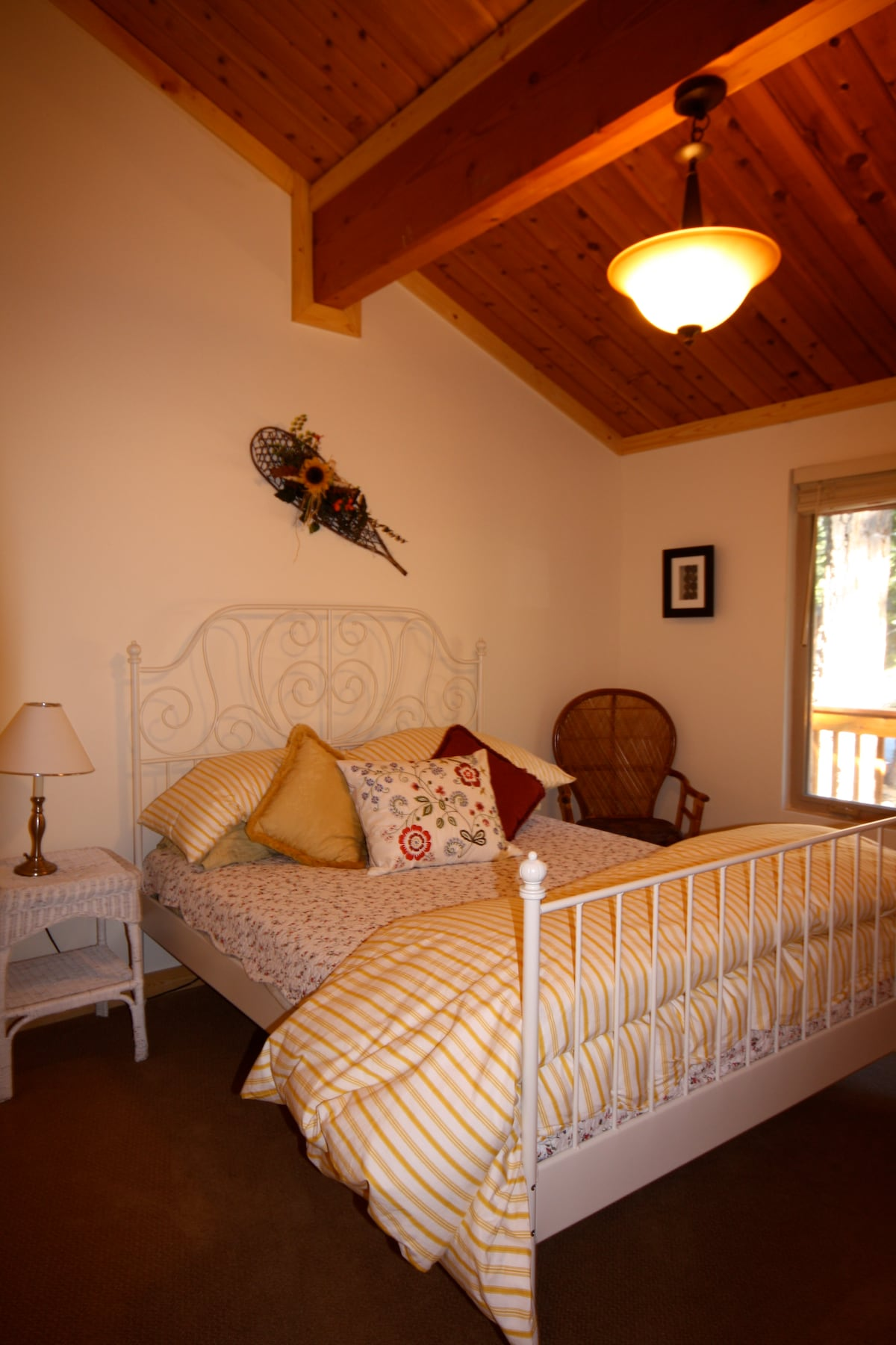 First Queen Size Bedroom.